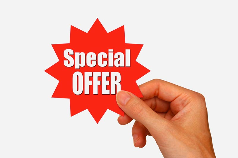 Superior Mechanical Services special offer