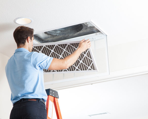 air quality & duct cleaning from a Superior Mechanical Services contractor