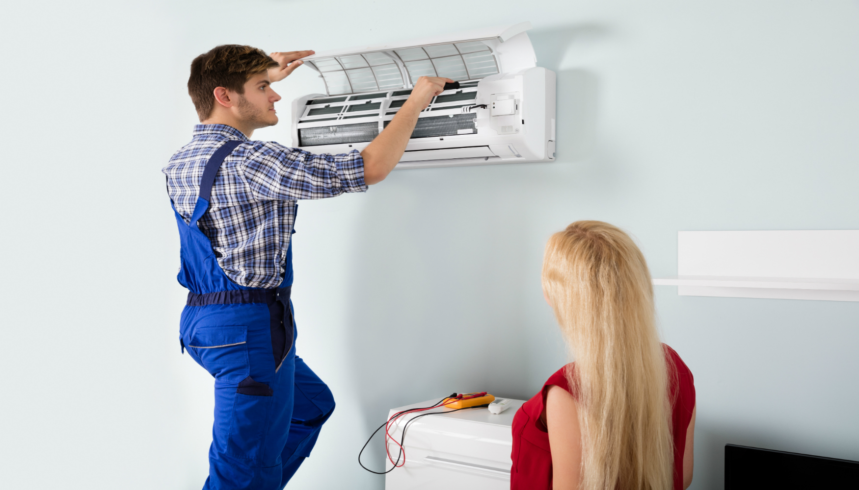 Air Conditioning Repair Tips 5 Signs Your Unit Has a Leak