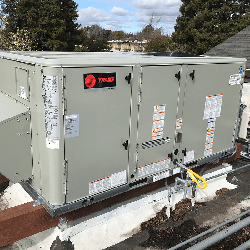 Commercial Rooftop Package HVAC Unit