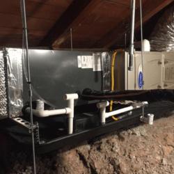 All Electric Heatpump Air Handler