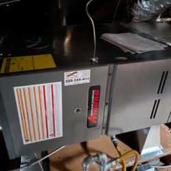 Concord Gas Fired Furnace