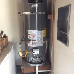 Gas fired Hot Water Heater