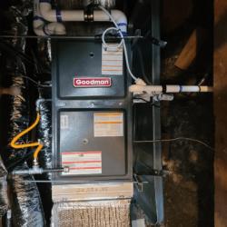 Gas Fired Furnace