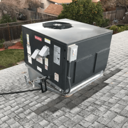 Residential Rooftop Package Unit